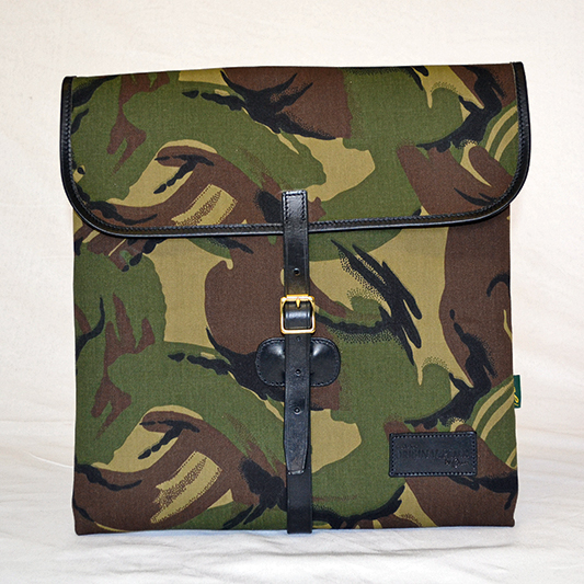 Original Peter Classic 12-inch LP  Record Hunting Bag (Camouflage), front view