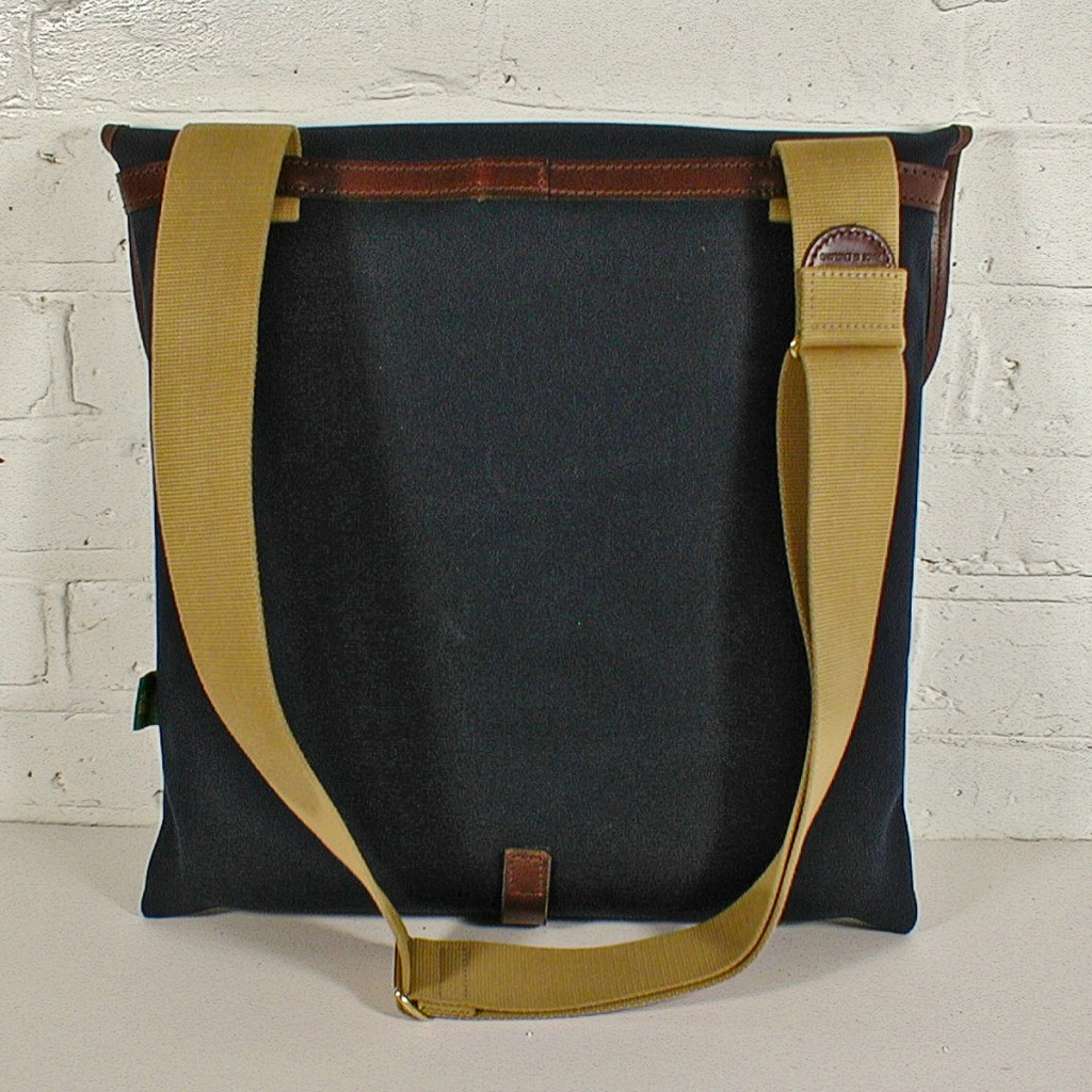 Original Peter Classic 12-inch LP Record Hunting Bag (Navy), front view