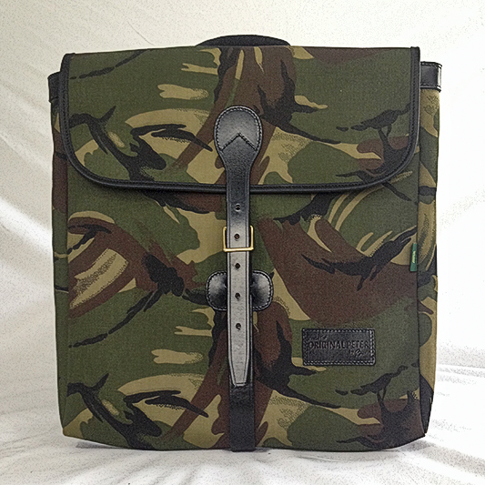 Original Peter Record Hunting Bag (Camouflage), front view