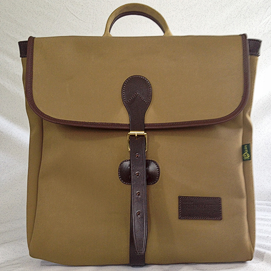 Original Peter Record Hunting Bag (Khaki), front view
